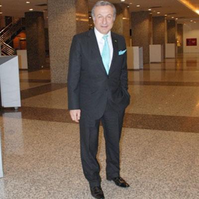 TÜRSAB Türkiye Seyahat Acentaları Birliği  Başkanı Başaran Ulusoy