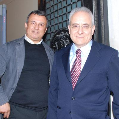Bora Özgen ve Yunanistan İstanbul-Başkonsolosu Vasilios-Bornovas ile galerisi resim 1