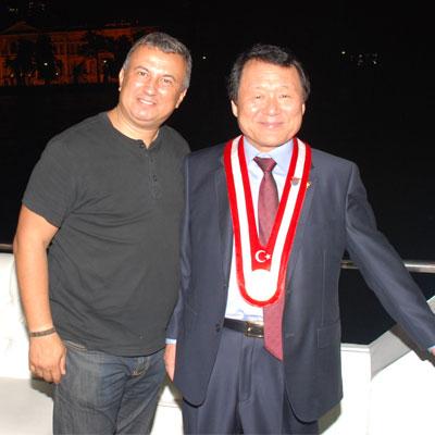 Hong Chul ve Bora Özgen