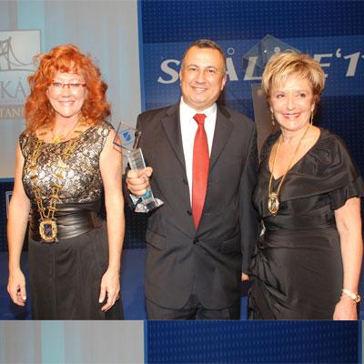 Turizmin Sesi'ne Skalite Ödülü