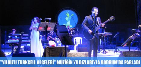 """""""YILDIZLI TURKCELL GECELERİ"""" MÜZİĞİN YILDIZLARIYLA PARLADI"""