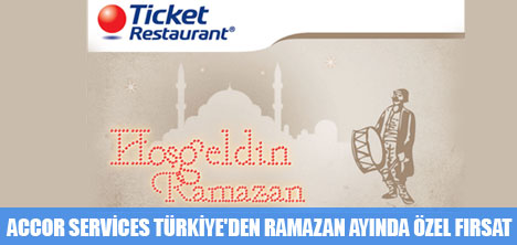 TICKET RESTAURANT RAMAZAN YARDIMI