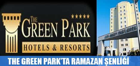 THE GREEN PARK'TA RAMAZAN ŞENLİĞİ
