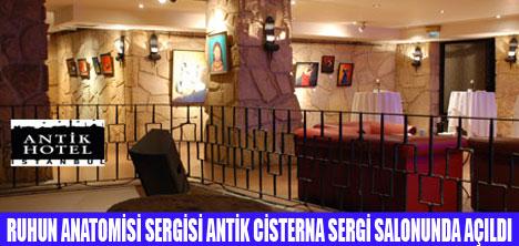 JUSTİN ECCLES'İN KİŞİSEL RESİM SERGİSİ