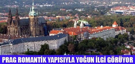 "PRAG, TARİHİ DOKUSUYLA"" MASAL ŞEHİR"""
