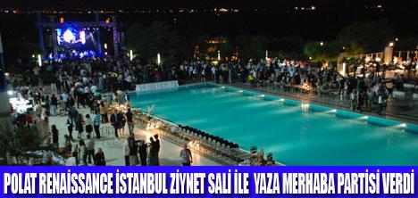 Polat Hotel Yaza Merhaba Dedi