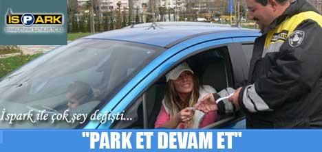 """""""PARK ET DEVAM ET"""""""