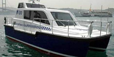 Deniz taksi Marmaraya hizmet verecek.
