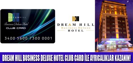 Dream hill in club card avantaji