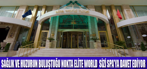 ELİTE WORLD'DA SİHİRLİ DOKUNUŞLAR