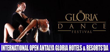 GLORIA HOTELS'DE DANS ŞAMPİYONASI