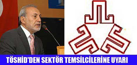 TÖSHİD'DEN 3,5 TARTIŞMASINA TEPKİ GELDİ