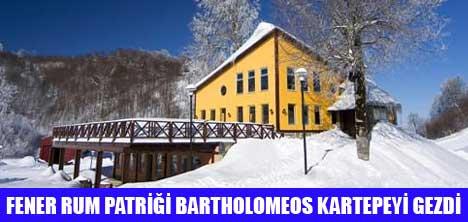 BARTHOLOMEOS,RUM ÇOÇUKLARLA KARTEPE GREENPARK OTELE GELDİ