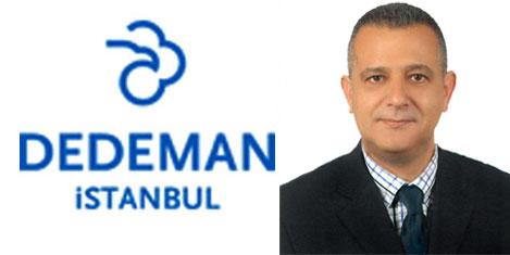 Dedeman şile'nin Otel müdürü Kamil Erenyatır
