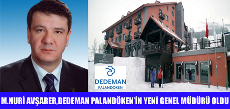 DEDEMAN'A  YENİ GENEL MÜDÜR