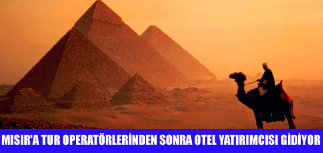 MISIR PAZARINA TÜRK TURİZMCİ İLGİSİ