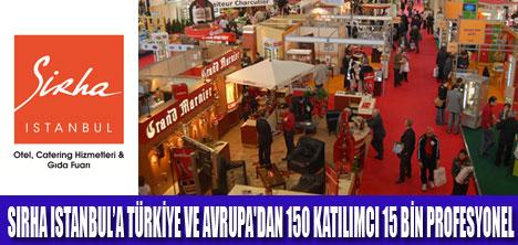 SIRHA ISTANBUL GASTRONOMİ FUARI
