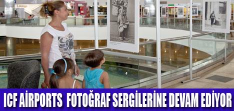 ICF AİRPORTS   SANATA TAM DESTEK