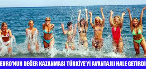 """TÜRKİYE """"KRİZİ"""" TURİZMLE FIRSATA ÇEVİRECEK"""