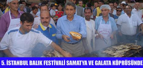 5. İSTANBUL BALIK FESTİVALİ