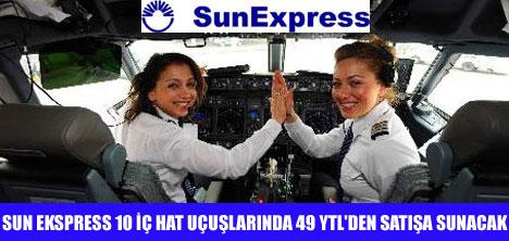 """SUN EKSPRESS'TEN """"KIŞ GÜNEŞİ"""" KAMPANYASI"""