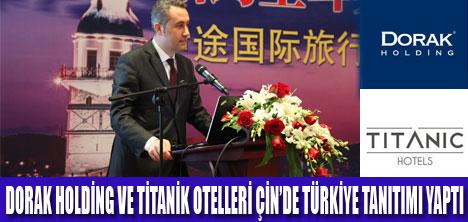 TÜRK TURİZMCİLERİN ÇİN  RÜZGARI !