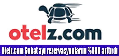 Otelz.com rezervasyonları artarak devam ediyor