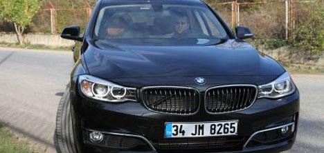 BMW 320d Gran Turismo Testi