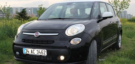 Fiat 500L 1.6 Popstar Multijet Testi