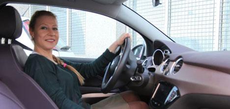 Opel Adam; Eğlenceli, şık ve sportif