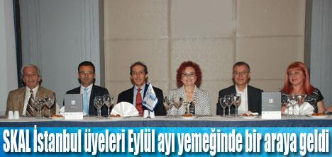 Dedeman Bostancı,SKAL İstanbul üyelerini  ağırladı