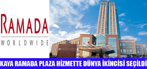 RAMADA WOLD WİDE'TAN TAM NOT
