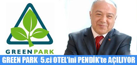 GREEN PARK OTEL'den İSTANBUL'a YENİ KONGRE OTELİ