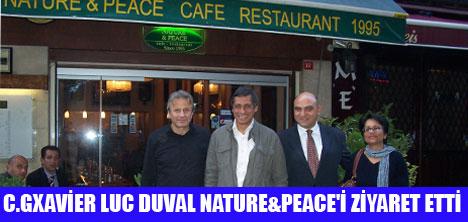 NATURE&PEACE  DÜNYAYI BULUŞTURUYOR
