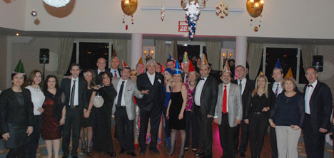 SKAL Marmara Kulübü 2015'e Merhaba dedi
