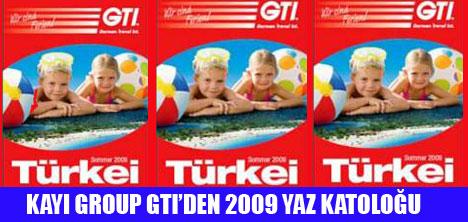 GTI'DEN 2009 YAZ KATOLOĞU