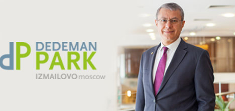 Dedeman Izmailovo Moskova Oteli Açılıyor