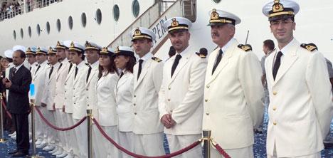 MSC Magnifica, İstanbul'dan yolcularını aldı