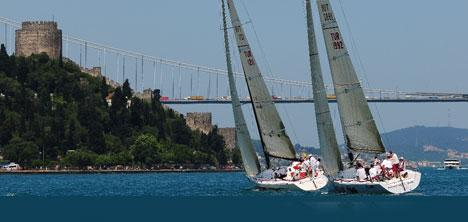 İstanbul'u Dünyaya Tanıtan Yelken Yarışı