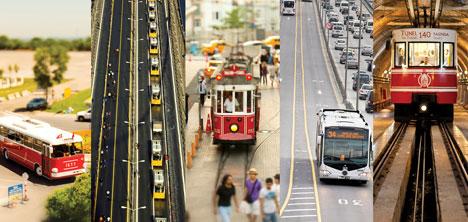 Toplu Ulaşım Halk İçin Daha Hızlı Daha Ucuz