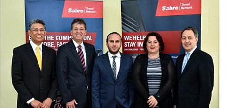 Sabre, Jolly Tur ile anlaşma imzaladı