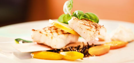 AzzuR Restaurant'ın hafif ve sağlıklı menüsü