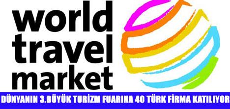 WTM'DE 40 TÜRK TURİZM FİRMASI