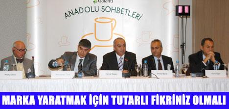 GARANTİ ANADOLU SOHPETLERİ