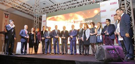 """""""Shınıng Star"""" Ödülleri Sahiplerini Buldu"""