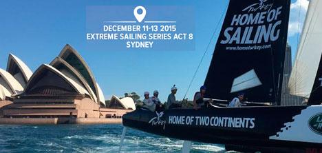 Sidney'de Yelkenler Açıldı