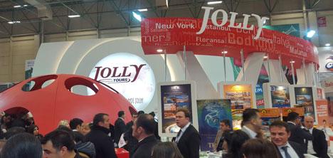 Jolly Tur, İddialı Projeleriyle Emıtt'te