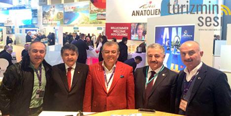 ATO, ITB Berlin Fuarı'na Ankara'yı tanıtıyor