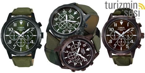 Lorus'un yeni saat tasarımları beğeni alacak