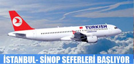 İSTANBUL- SİNOP SEFERLERİ BAŞLIYOR